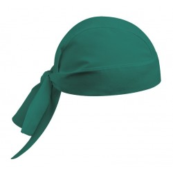 BANDANA MEDICAL GREEN EGOCHEF