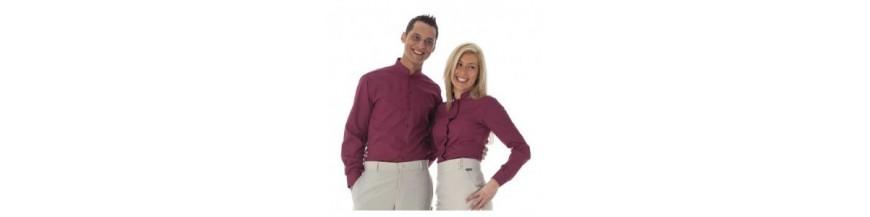 Camisas y Polos de Hosteleria