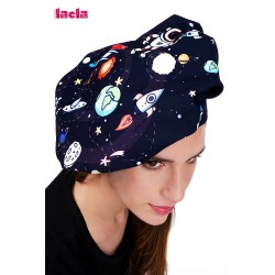 GORRO CHEF ESPACIAL