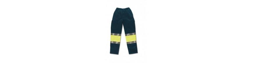 Pantalones y Buzos Alta Visibilidad