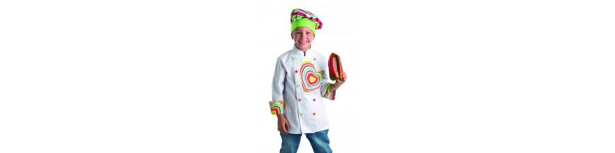 Vestuario laboral infantil